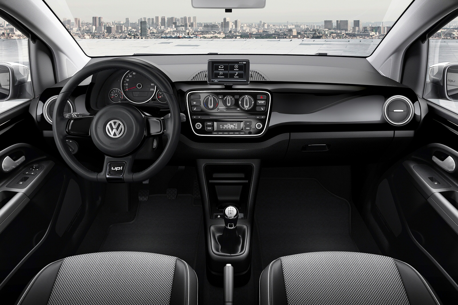 Volkswagen Up High Up!
