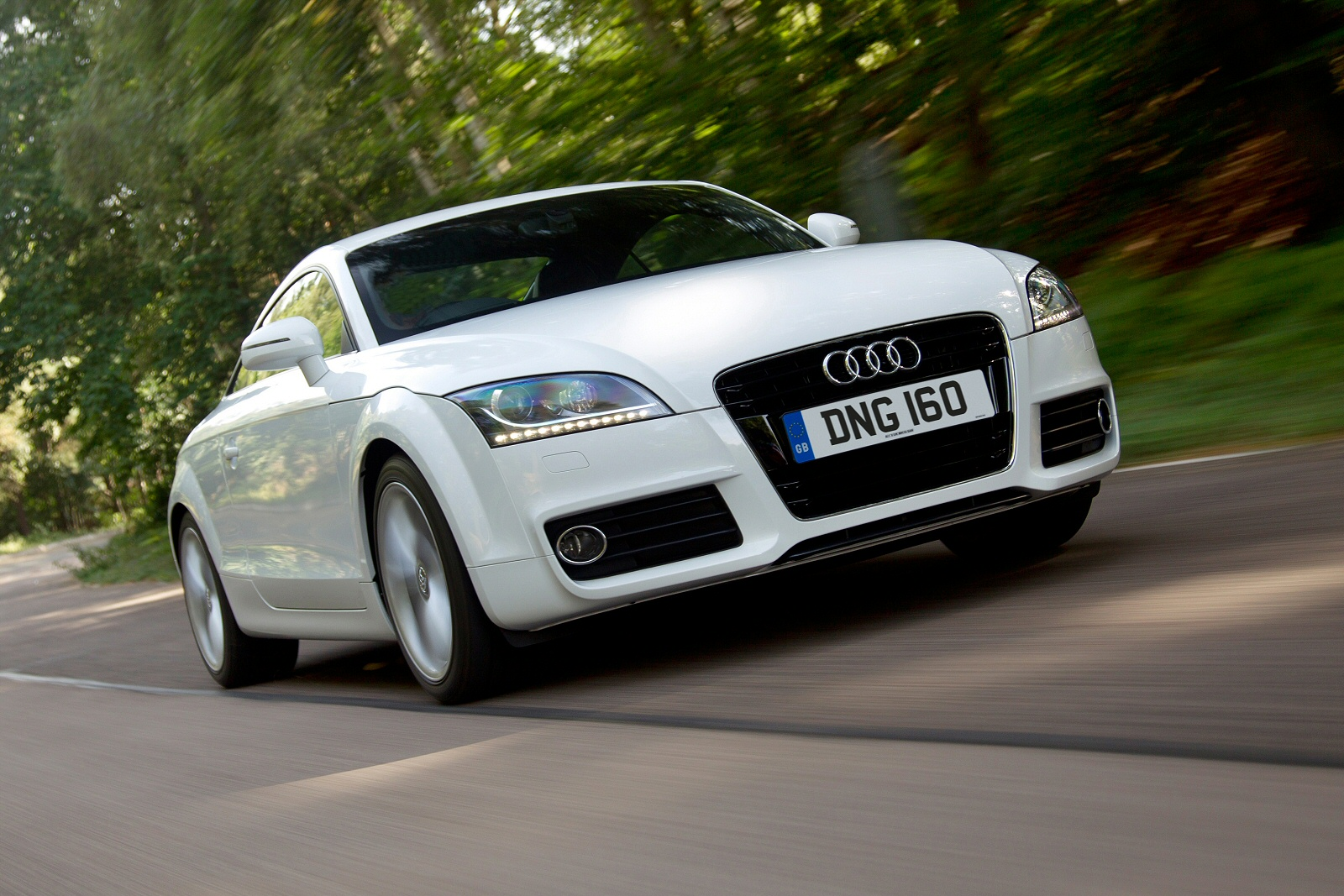 Image eight of a Audi TT Coupe