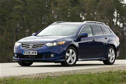 Image three of the Honda Accord Tourer range