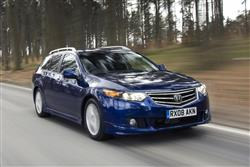 Image four of the Honda Accord Diesel Tourer