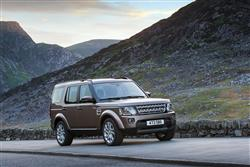 Image four of the Land Rover Discovery