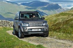 Image six of the Land Rover Discovery