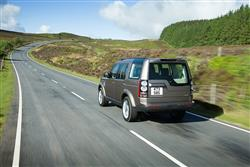 Image eight of the Land Rover Discovery