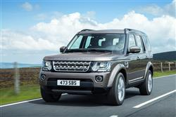 Image nine of the Land Rover Discovery