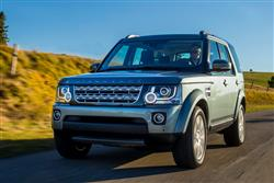 Image four of the Land Rover Discovery SDV6 HSE