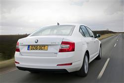 Image four of the Skoda Octavia