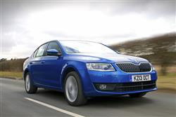 Image three of the Skoda Octavia 1.6 TDI