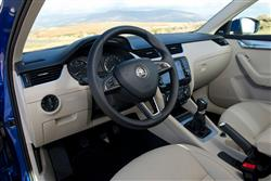 Image five of the Skoda Octavia 1.6 TDI