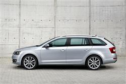 Image two of the Skoda Octavia Estate