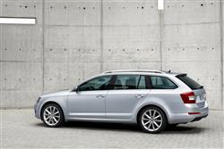 Image three of the Skoda Octavia Estate