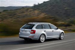 Image five of the Skoda Octavia Estate
