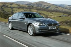 BMW 5 Series range