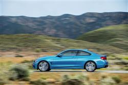BMW 4 Series 420 Coupe 2Dr