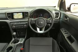 Kia Sportage SUV 2wd 5Dr