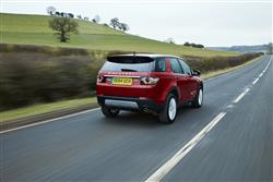 Image two of the Land Rover Discovery Sport