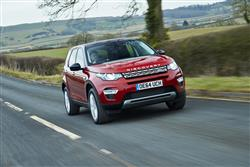 Image three of the Land Rover Discovery Sport