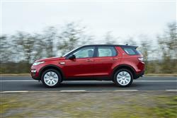 Image four of the Land Rover Discovery Sport