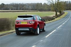 Image five of the Land Rover Discovery Sport