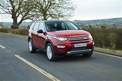 Image six of the Land Rover Discovery Sport