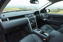 Image seven of the Land Rover Discovery Sport
