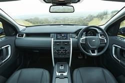 Image nine of the Land Rover Discovery Sport