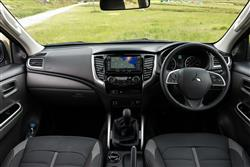 Mitsubishi L200 Pick Up Double Cab 4wd 4Dr