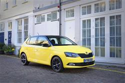 Image two of the Skoda Fabia
