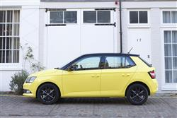 Image three of the Skoda Fabia