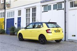 Image four of the Skoda Fabia