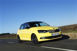 Image five of the Skoda Fabia