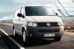 Image six of the Volkswagen Transporter van range