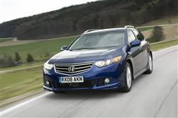 Image five of the Honda Accord Tourer range
