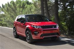 Image thirteen of the Land Rover Discovery Sport