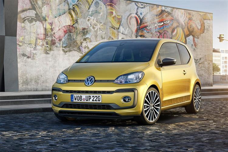 Volkswagen up! - Review Of The Week