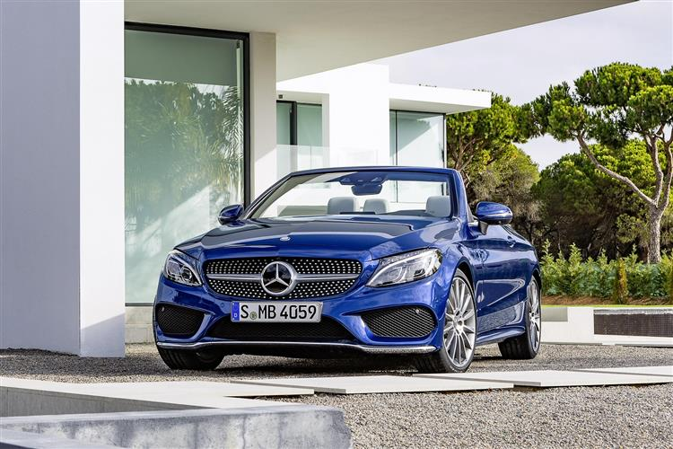 Mercedes-Benz C Class Cabriolet - Review Of The Week