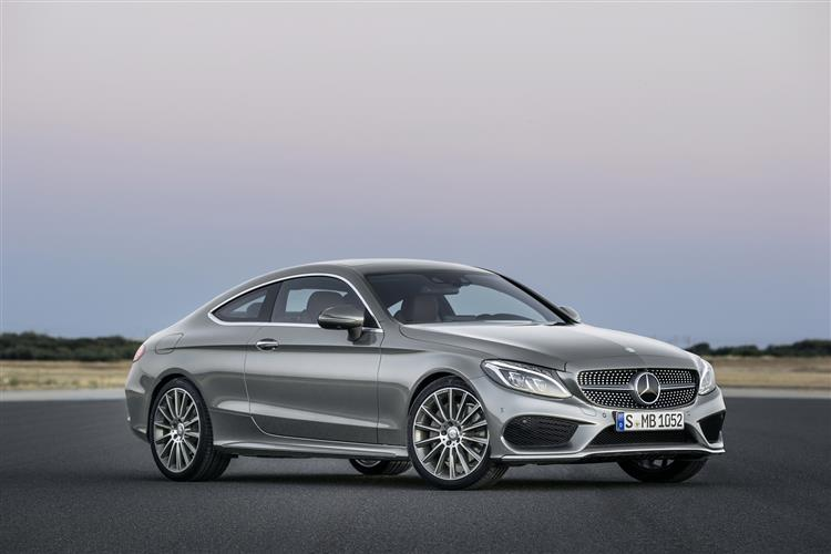 Mercedes-Benz C Class Coupe Review
