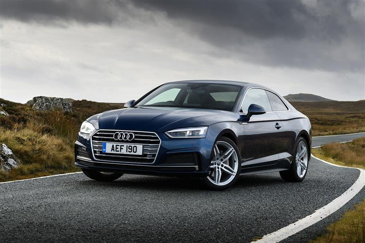 Audi A5 Coupe - Review Of The Week