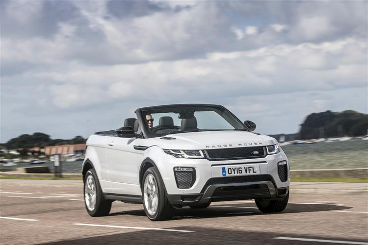 Range Rover Evoque Convertible - Review Of The Week