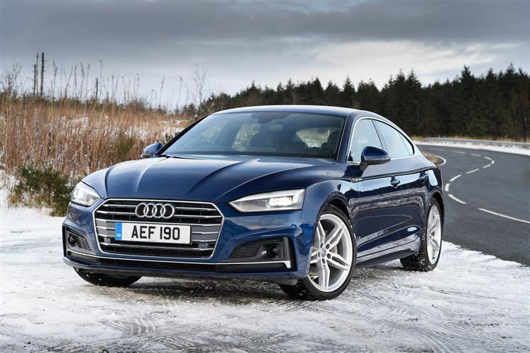 Audi A5 Sportback - Review Of The Week