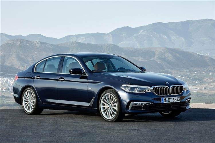BMW 5 Series - Review of the Week