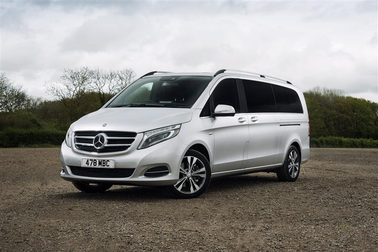 Mercedes-Benz V-Class - Review of the Week