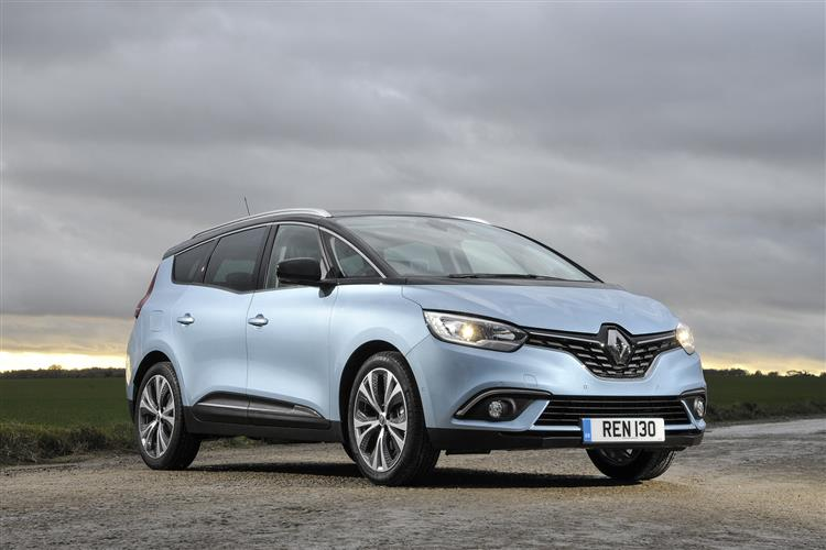Renault Grand Scenic Review Of The Week Leaseplan