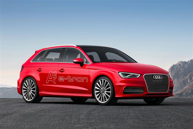 Audi A3 Sportback e-tron - Review Of The Week