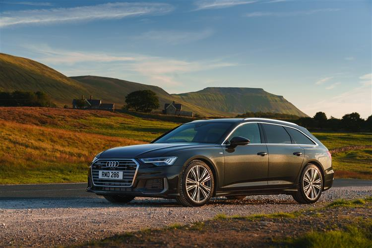 Audi A6 Avant - Review Of The Week