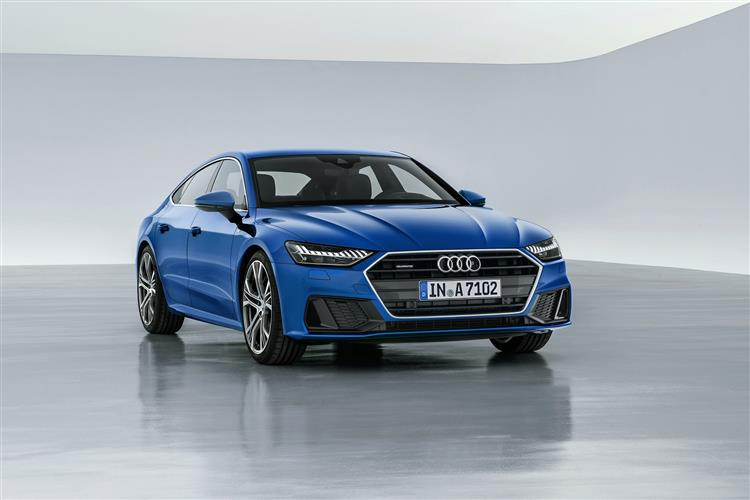 Audi A7 Sportback - Review Of The Week