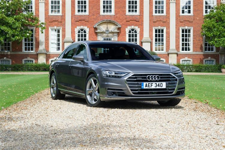 Audi A8 - Review Of The Week