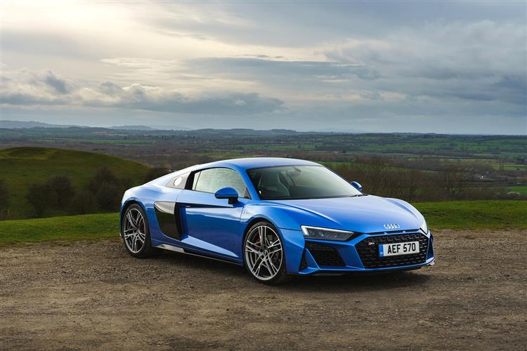 Audi R8 - Review Of The Week