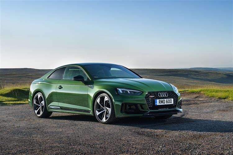 Audi RS 5 Coupe - Review Of The Week