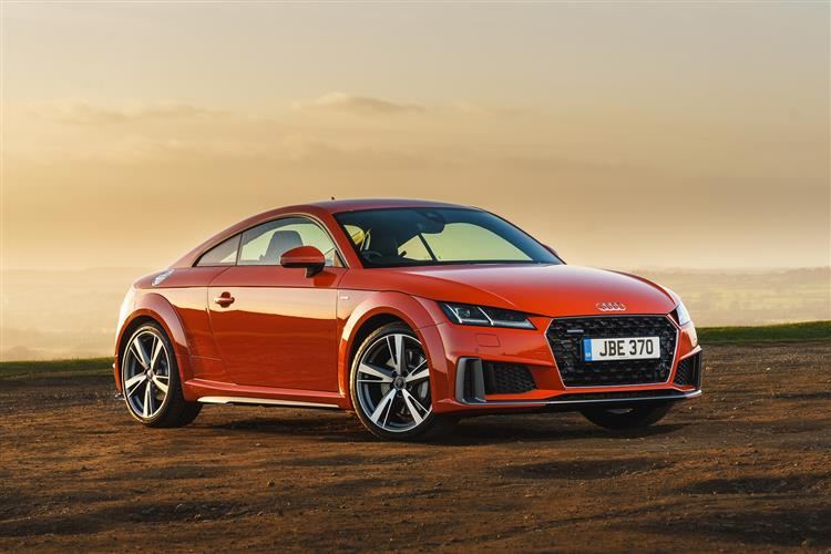 Audi TT Coupe - Review Of The Week
