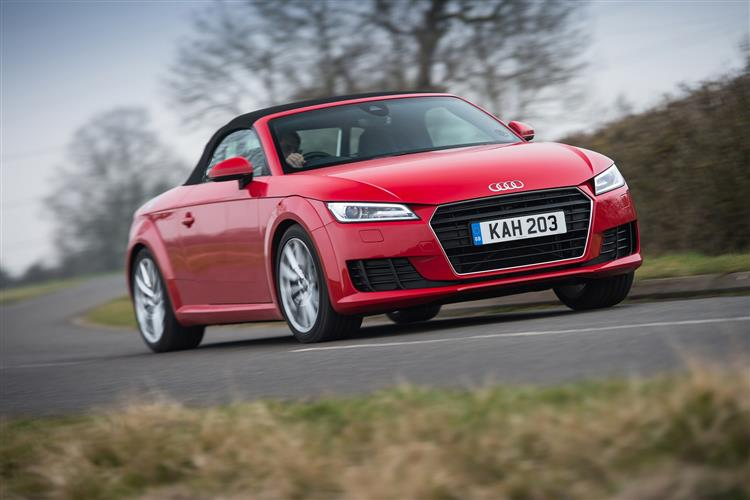 Audi TT Roadster - Review of the week
